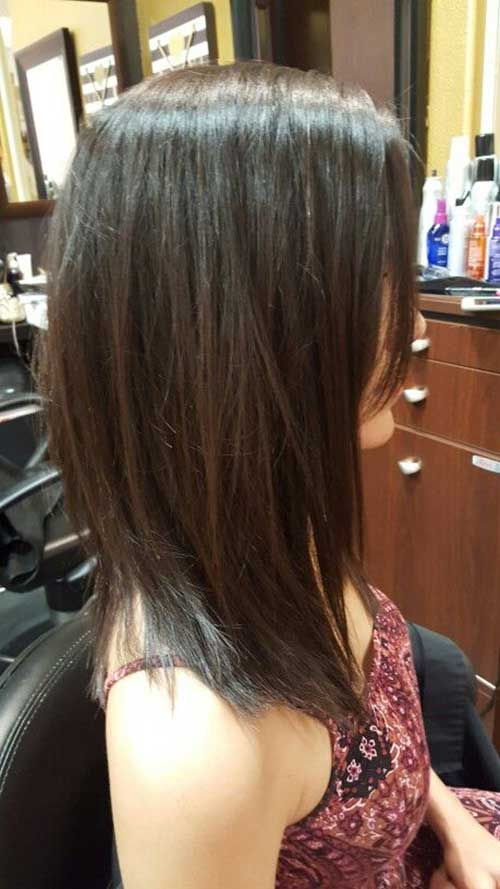 Long Straight Bob Hairstyles For Ladies Bob Haircut And