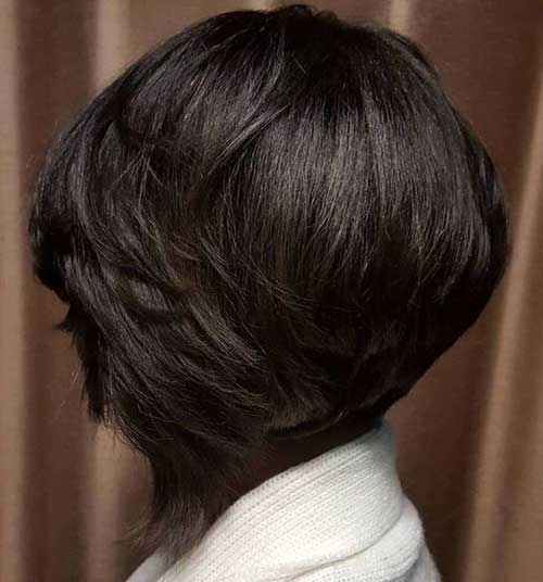 Bob Haircuts for Black Women-20
