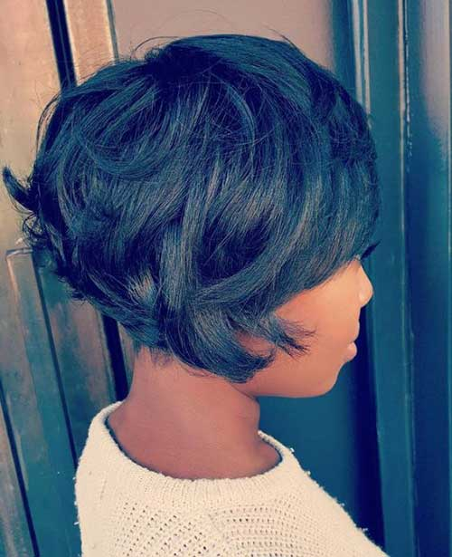 Bob Haircuts for Black Women-8