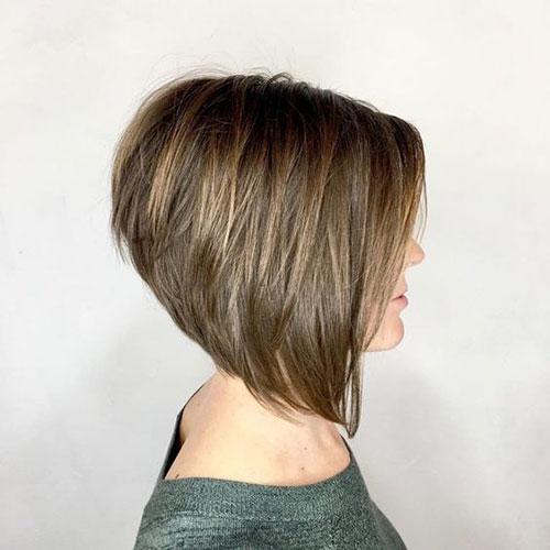 Bob frizura za zdravu i gustu kosu