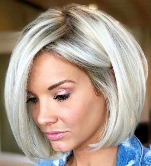 Modern Bob Blonde Hairstyles-11