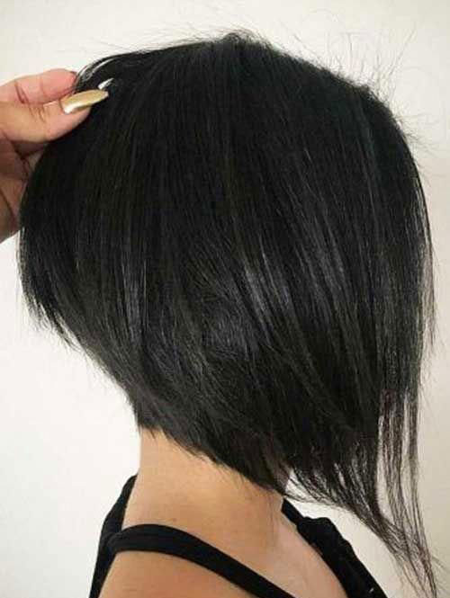 Chinese Inverted Bob Hairstyles-12