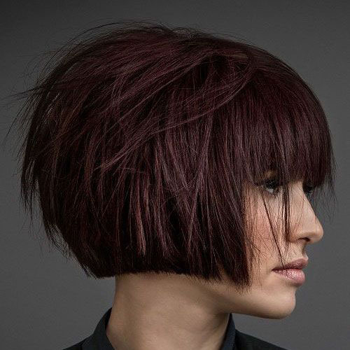 Modern French Bob Hairstyles-13