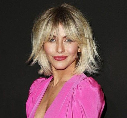 Choppy Shaggy Bob Hairstyles-18