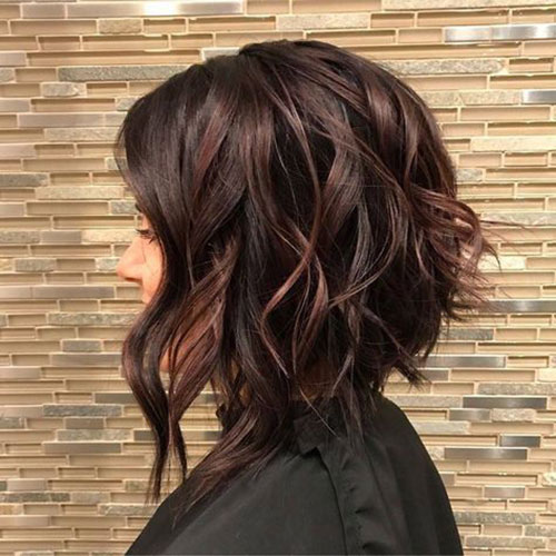 Long Inverted Dark Bob Hairstyles-18