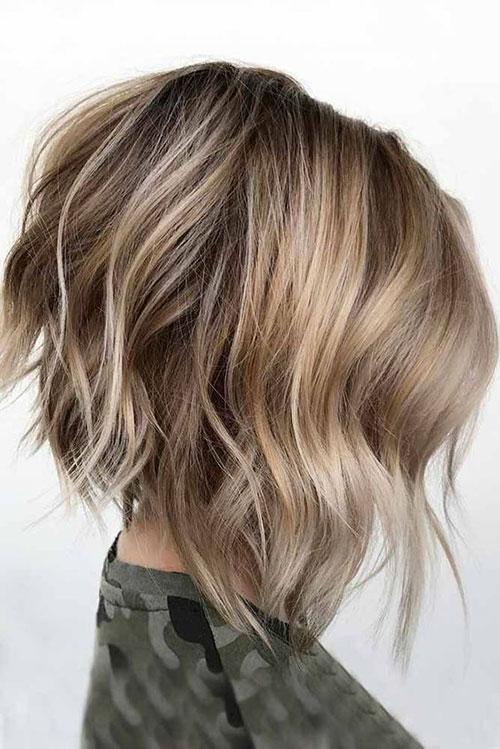 Modern Bob Messy Hairstyles-22