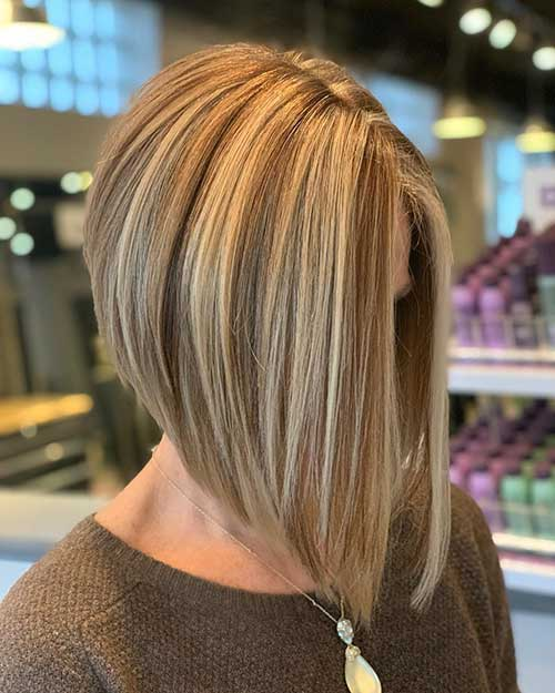 30 Unique Blonde Highlights Bob Haircut Ideas Bob
