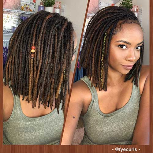 Bob Box Braids Hairstyles
