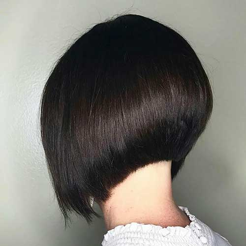 60 Best Short Angled Bob Hairstyles 2019 Bob Haircut And