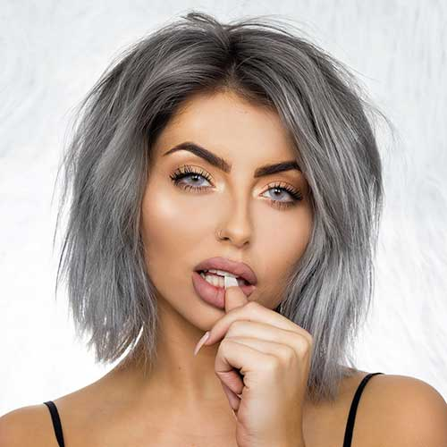 Bob Haircut With Layers