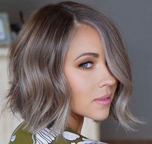 Short Choppy Bob Hairstyles-7