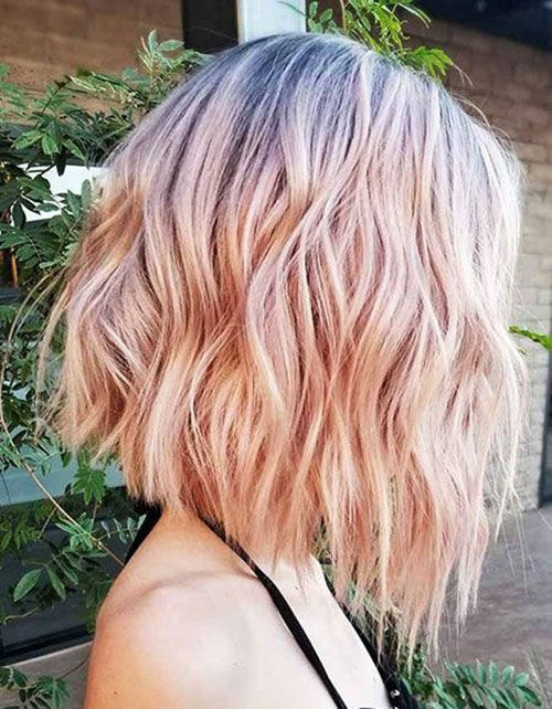 Long Layered Inverted Bob Hairstyles-8