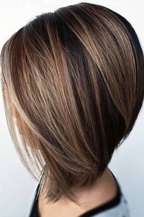 Ladies Inverted Bob Hairstyles