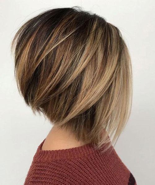 Modern Long Bob Hairstyles