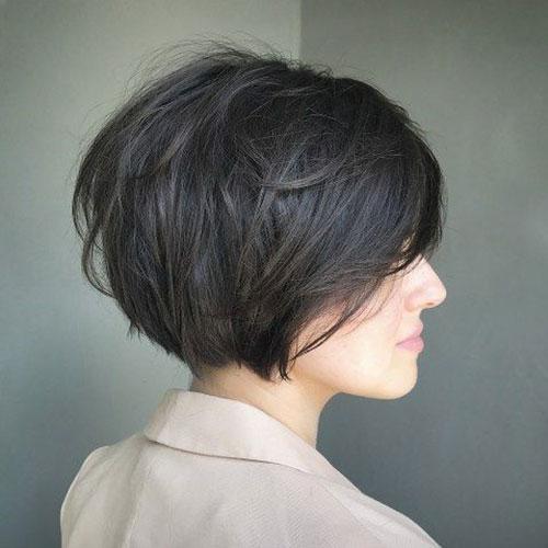 Modern Short Bob Haircuts