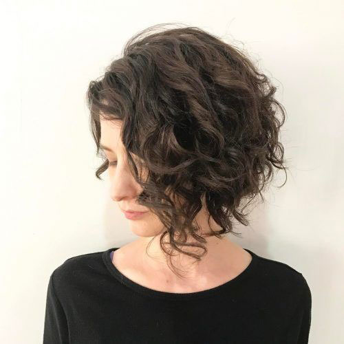Curly Asymmetrical Bob Hairstyles-10