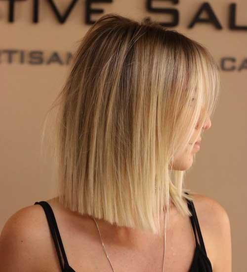 Fine Blunt Bob Haircut-13