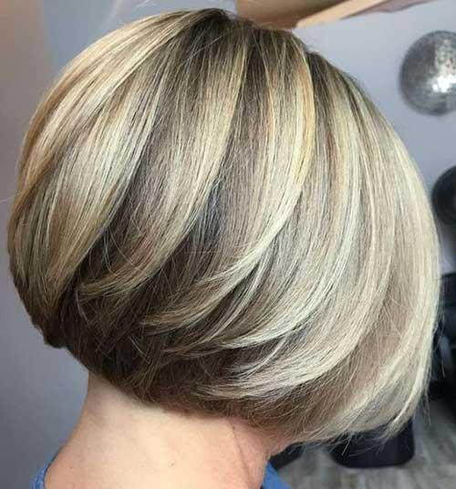 Convance Bob Haircuts for Over 50-14