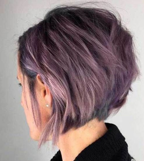 Graduated Stacked Bob Hairstyles-14