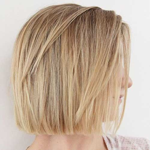 Straight Blunt Bob Haircut-14