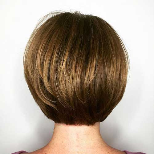 Casual Bob Haircuts for Over 50-15