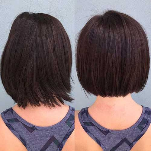 Short Blunt Bob Haircut-18