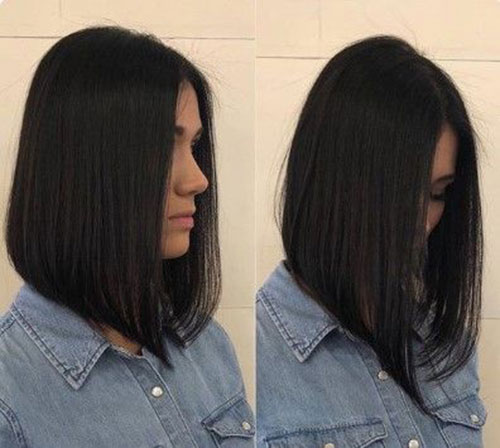 Inverted Long Bob Hairstyles-6