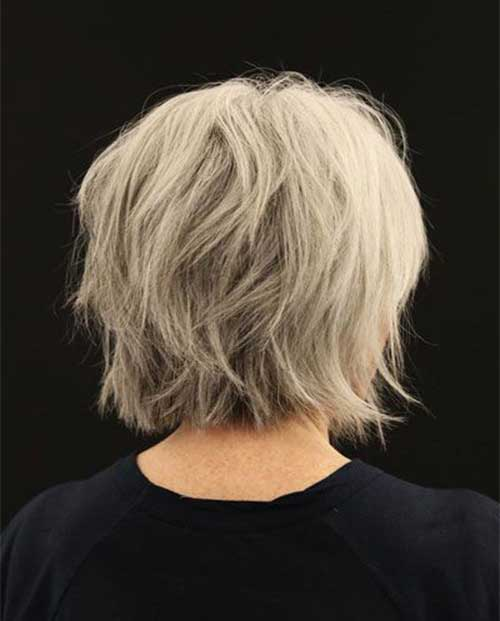 Layered Bob Haircuts for Over 50-6