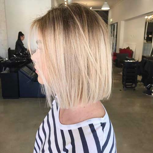 Straight Blunt Bob Haircut-6