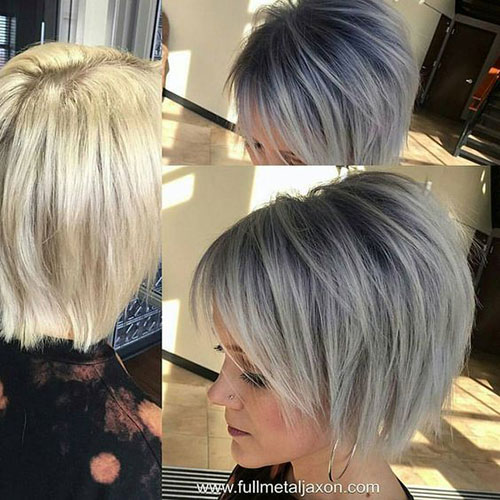 New Graduated Bob Hairstyles-8