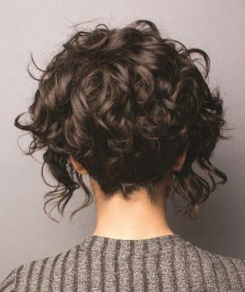 Curly Short Bob Hairstyles-9