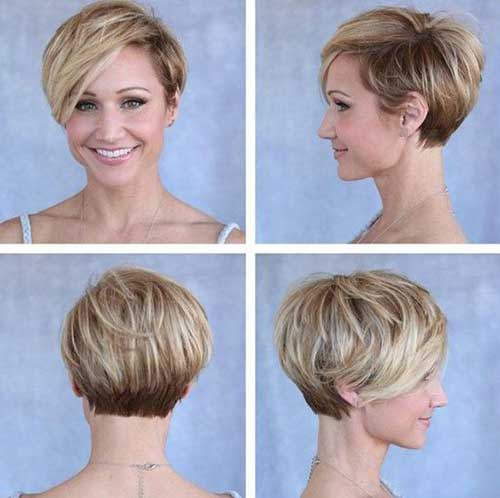 Round Face Pixie Bob Haircuts-10