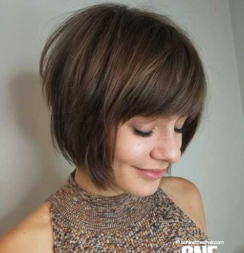 Thick Cute Bob Haircuts-10