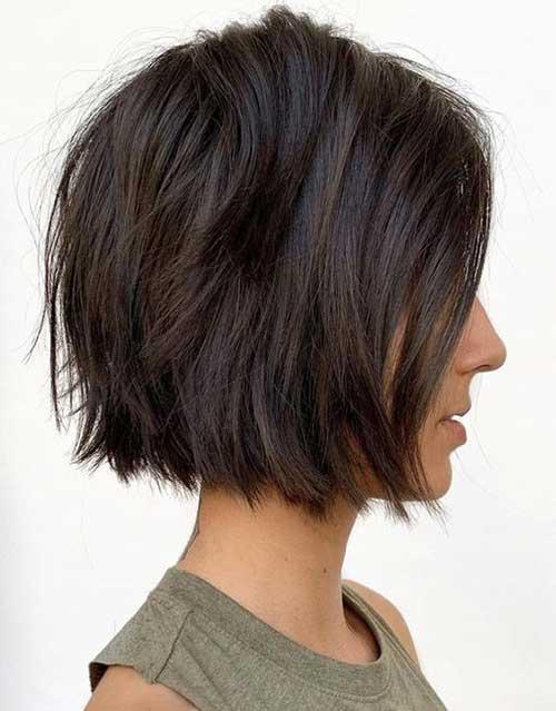 Textured Cute Bob Haircuts-12