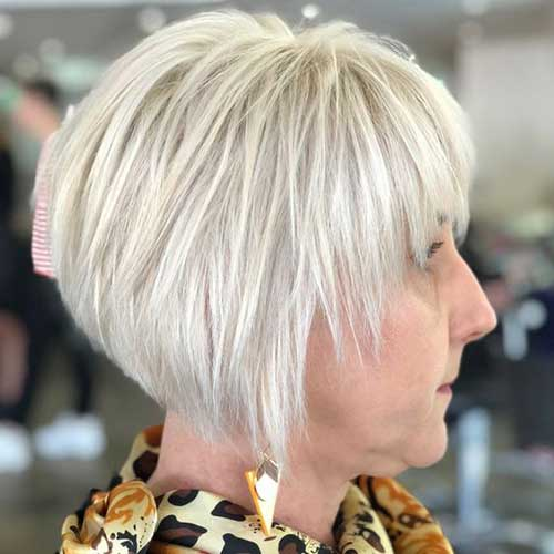 Bob Haircuts for Over 50-16