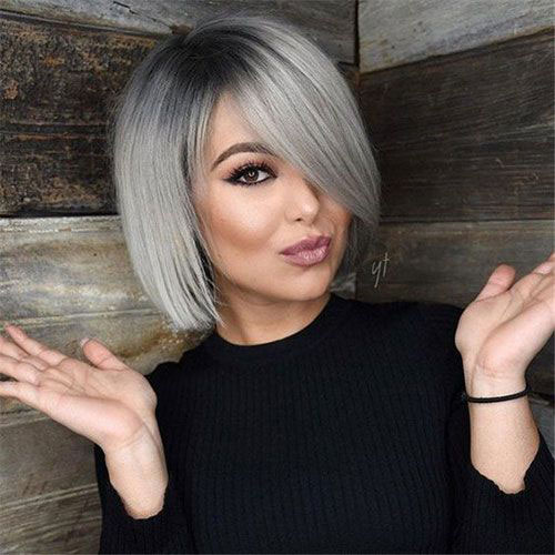 Bob Haircuts for Fine Hair-19