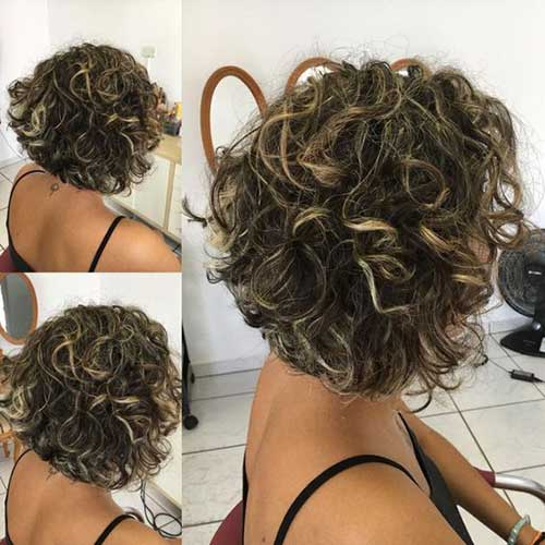 Bob Haircuts for Curly Hair-20