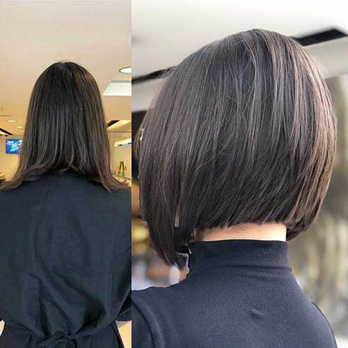 Short Bob Haircuts for Fine Hair-22