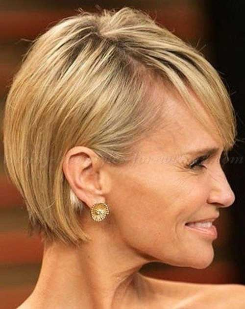 Bob Haircuts for Over 50-25