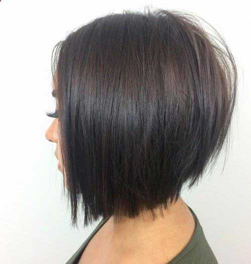 Short Bob Haircuts for Fine Hair-26