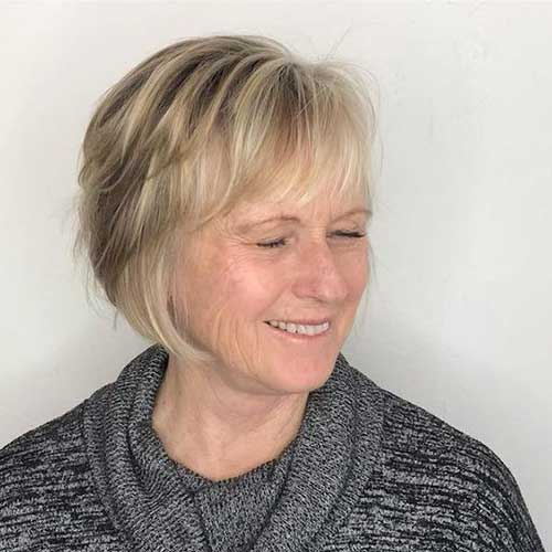 Bob Haircuts for Over 50-26