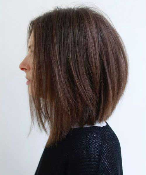 Short Bob Haircuts for Fine Hair-30
