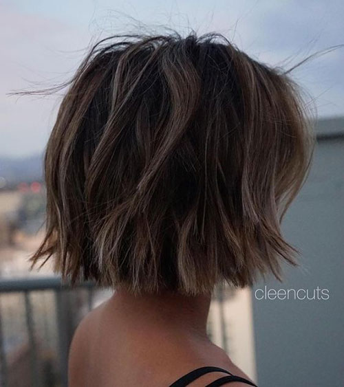 Cute Choppy Bob Haircuts-8