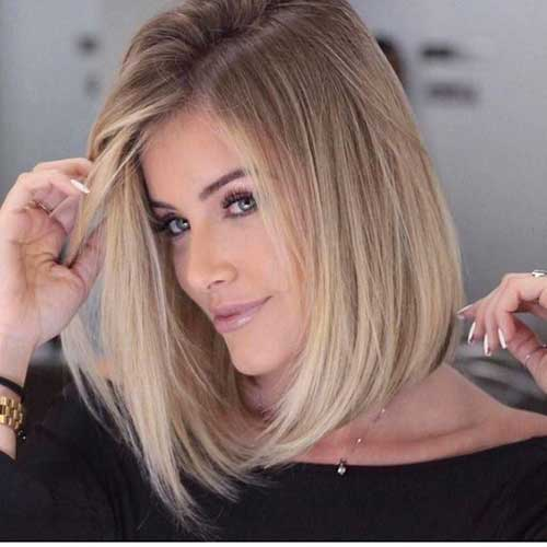 Best Bob Haircuts for Fine Hair