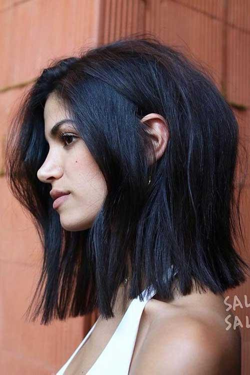 Cute Long Bob Haircuts
