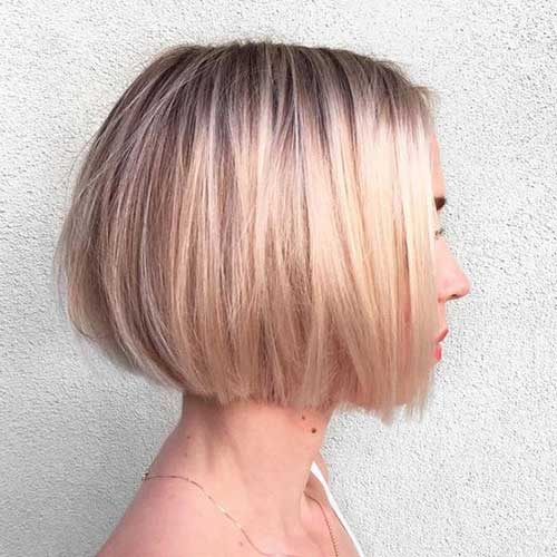 30 Best Bob Haircuts For Fine Hair Bob Hairstyles 2018
