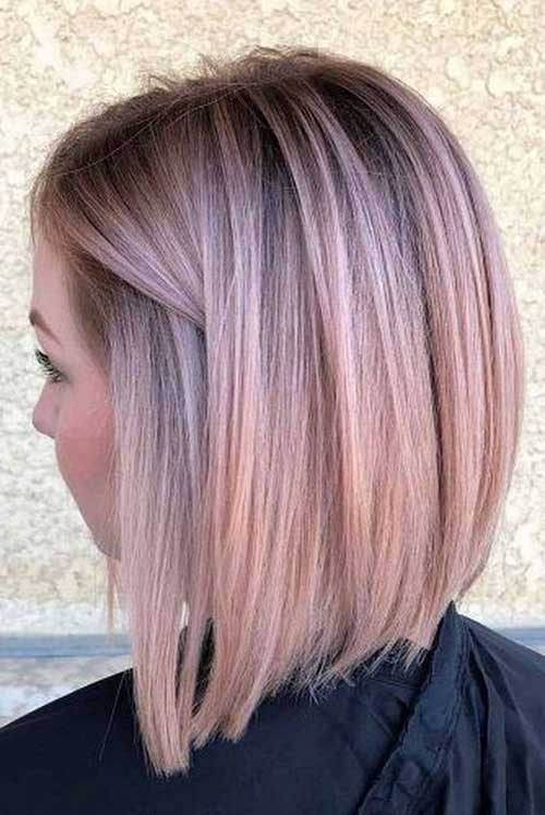 Cute Bob Haircuts for Fine Hair-10