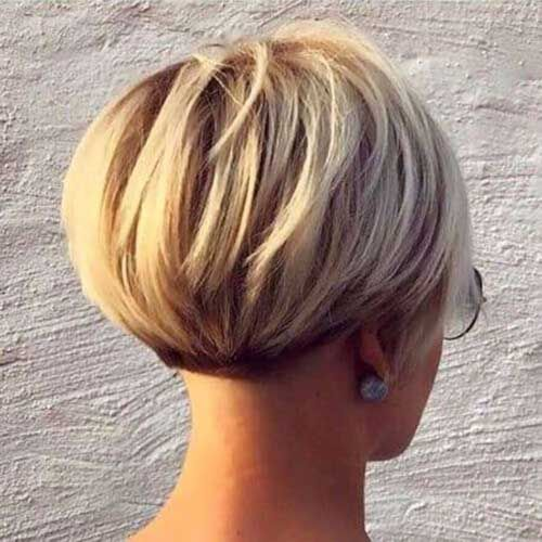 Short Bob Cuts for Women-10