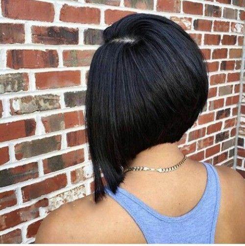 Bob Haircuts for Black Women-12