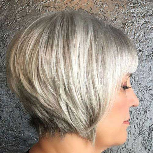Bob Hairstyles for Women Over 50-14